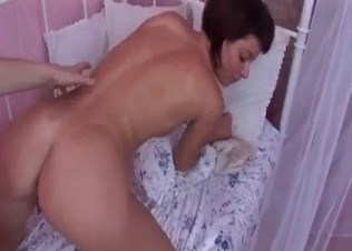 Dick-loving sister is enjoying incest sex