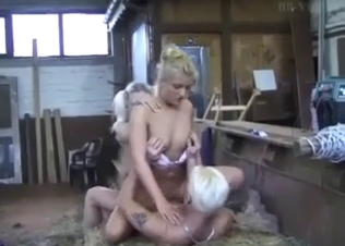 Two sisters and horny brother have a nice incest